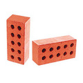 Rich Land's Clay Bricks - Ten Holed Brick